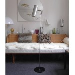 Frandsen of Denmark vintage 1970s floor lamp