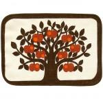 Sodahl Design of Denmark apple tree mats (2)