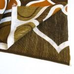 Gardisette 1970s Danish curtain fabric on the bolt
