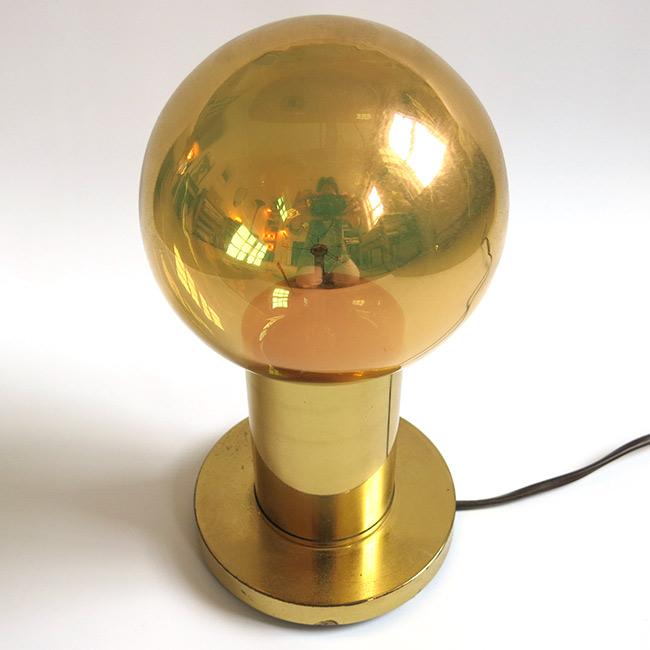 Frimann brass Goldstar-126 table lamp 1970s