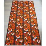 Moygashel Liza Caley Magpie 1960s pop-art fabric