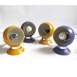 Ny-Mag bubble light pairs by Abo Randers Denmark