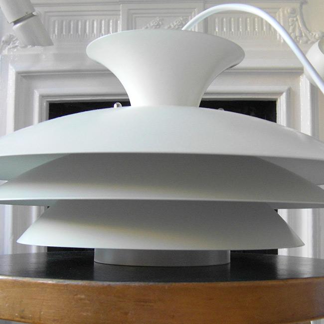 Top Lamper Danish layered pendant light no. 1