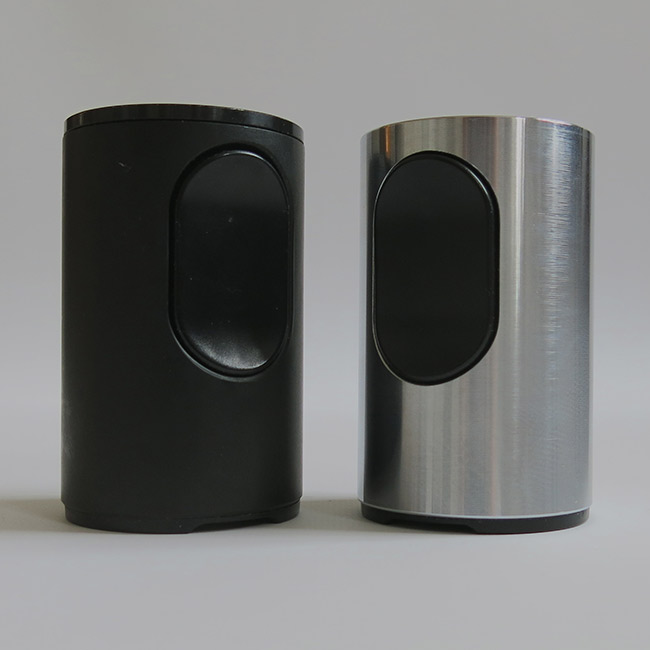 Dieter Rams Braun T2 cylinder table lighters