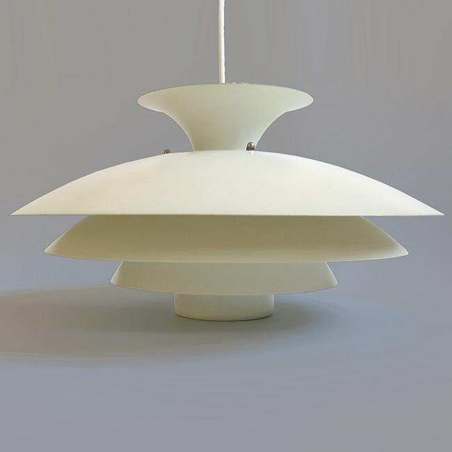 Top Lamper Danish layered pendant light