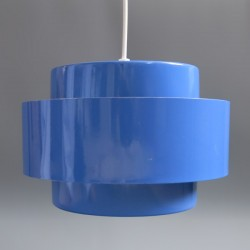 An original Rainbow Line Juno pendant light by Jo Hammerborg for Fog & Mørup