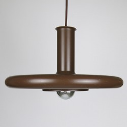 Optima pendant light designed by Hans Due for Fog & Mørup, 1970s
