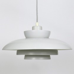Penta pendant light designed by Jo Hammerborg for Fog & Mørup