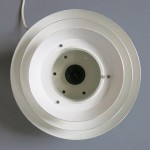 Trava white pendant light designed by Carl Thore for Granhaga