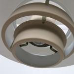 Falcon pendant light designed by Andreas Hansen for Fog & Morup, 1960s