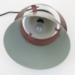 Corona Danish art light by Jo Hammerborg for Fog & Mørup, early 60s