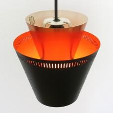 Danish hygge style Matador lamp by Jo Hammerborg for Fog & Mørup, 1960s