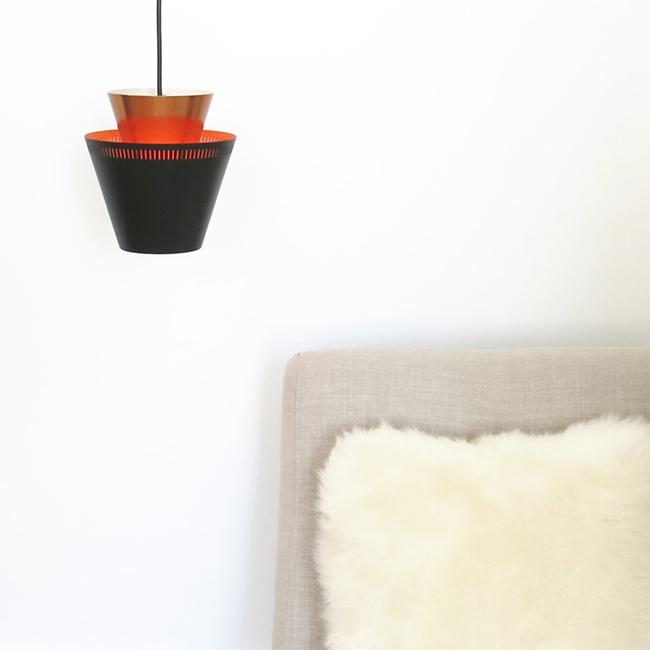 Danish Hygge Style Matador Lamp By Jo Hammerborg For Fog Amp M 248 Rup 1960s