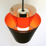 Danish hygge style Matador lamp by Jo Hammerborg for Fog & Mørup, 1960s