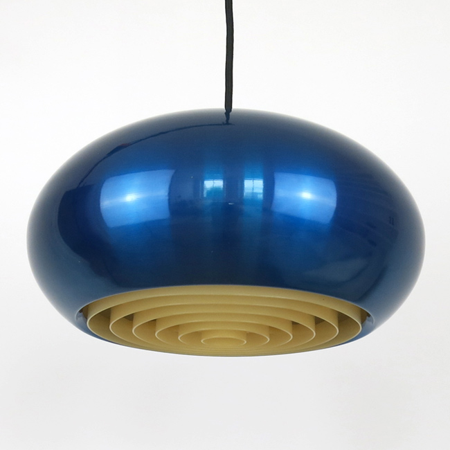 Medio pendant light by Jo Hammerborg for Fog & Mørup, 1960s