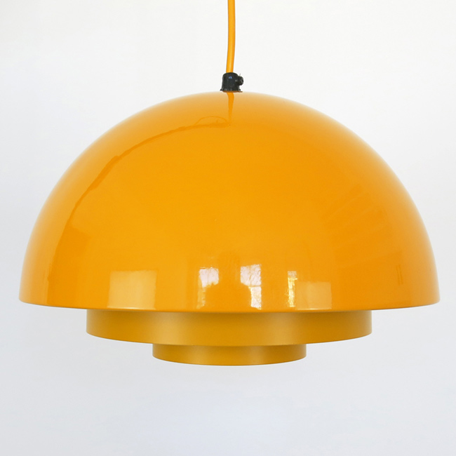 Danish design Milieu pendant light by Jo Hammerborg for Fog & Mørup