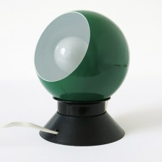 Hamalux of Denmark space-age magnetic wall/table/desk/spot lamp 60s/70s