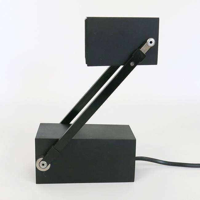 Louis Poulsen LamPetit desk or wall lamp designed by Verner Panton, 1960s
