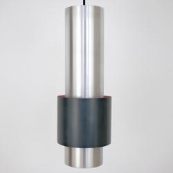 Danish modern Zenith pendant light by Jo Hammerborg for Fog & Mørup