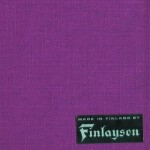Set of 4 brand new vintage linen napkins by Finlayson of Finland