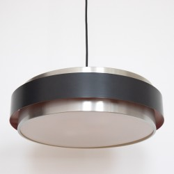 Sera pendant light designed by Jo Hammerborg for Fog & Mørup, 1960s