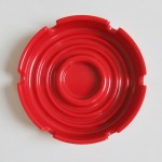 Anna Castelli Ferrieri for Kartell melamine ashtray 4640