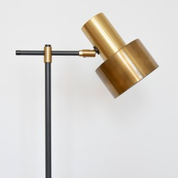 Lento table/desk lamp by Jo Hammerborg for Fog & Mørup, 1960s