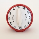 Smiths Ringer iconic red kitchen timer retro vintage 1960s 1970s