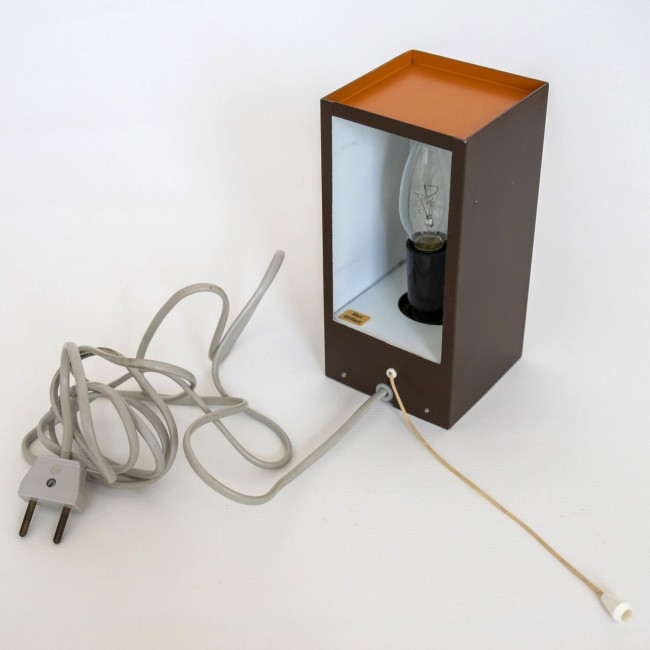 Dublé wall lamp designed by Jo Hammerborg for Fog & Mørup, 1970s