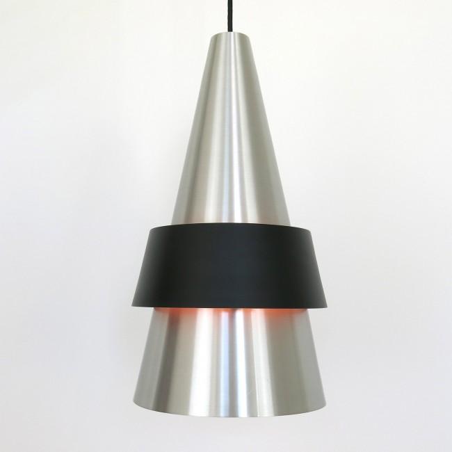 Corona Danish art light by Jo Hammerborg for Fog & Mørup, early 60s