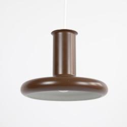 Optima pendant light designed by Hans Due for Fog & Mørup, 1970s