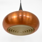 Orient Major pendant light designed by Jo Hammerborg for Fog & Mørup