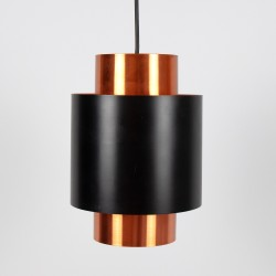 Tunika pendant light by Jo Hammerborg for Fog & Morup, early 1960s