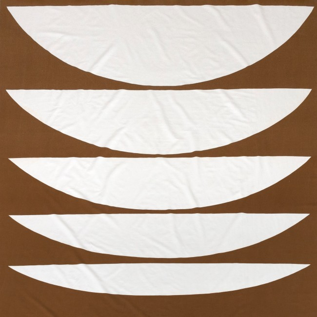 Pirkko Hammarberg for Barker Suomi Finland art textile original 1970s