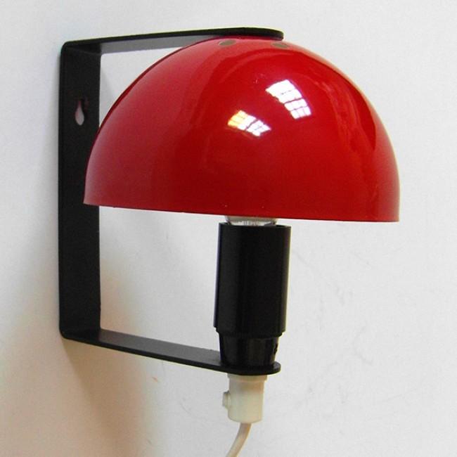 Abo Randers Danish Mushroom Wall Lamp