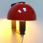 Abo Randers Danish mushroom wall lamp 1960 s/1970 s