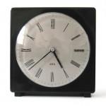 Vintage 1960 s retro deco style AEG mantel clock