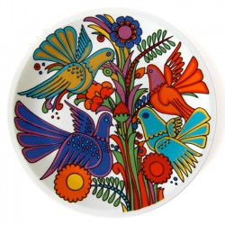 Villeroy & Boch Acapulco full-patterned plate