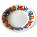 Villeroy & Boch Acapulco rim-patterned bowl