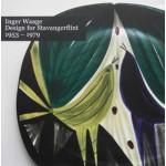 Vintage 1950s Inger Waage bird dish Stavangerflint
