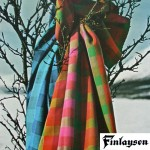 Finlayson of Finland vintage 1960s textile