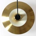 Golden Verona pendant light by Jeka of Denmark