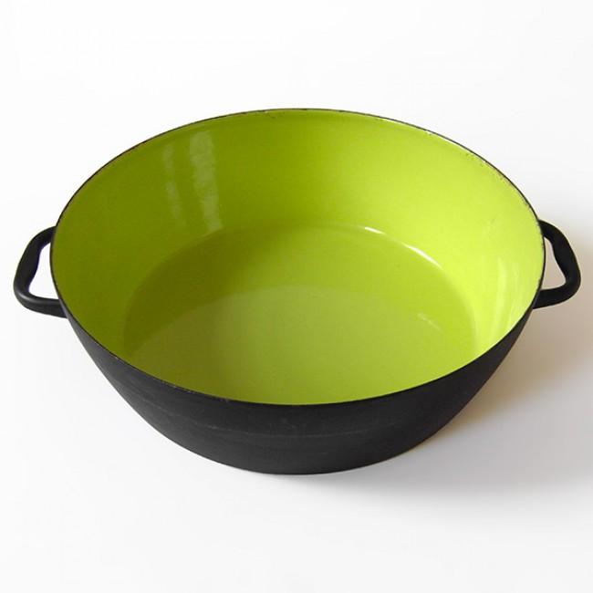 Lime green Herbert Krenchel Torben Ørskov Krenit pan