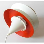 Danish pendant light designed by Carl Thore