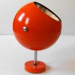 Orange Louis Poulsen spotlight by Graae and Helger