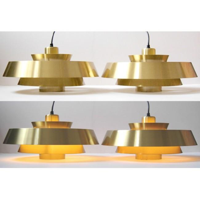 Fog & Morup Nova pendant lights by Jo Hammerborg