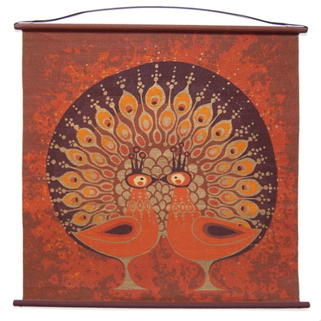 Textile artwork by Hans-Jürgen Schöbel for Södahl
