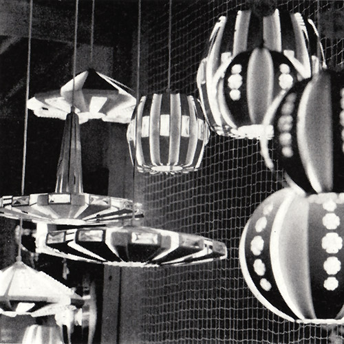 Coronell prism lights Werner Schou