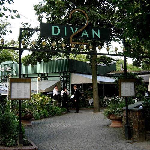 Tivoli Gardens Divan 2 restaurant