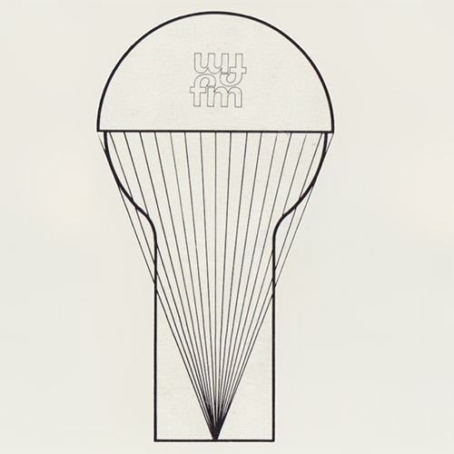 Drawing of Formland Lamp as Parachute